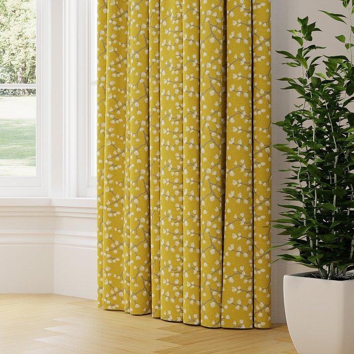 Made to Measure Myla Made to Measure Curtains Myla Printed Sunflower