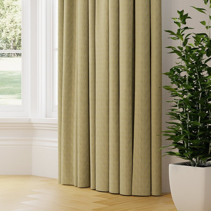 Made to Measure Boudior Made to Measure Curtains Boudior Olive