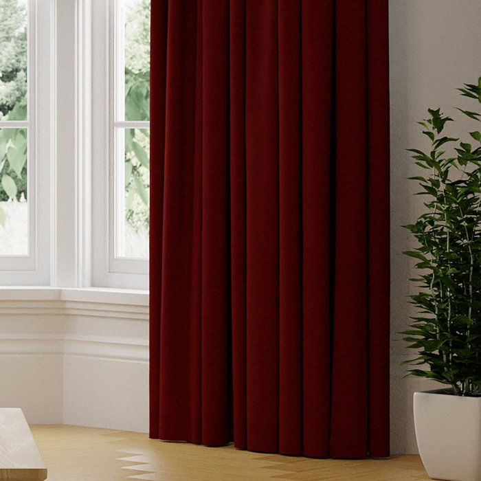 Made to Measure Kensington Made to Measure Curtains Kensington Red