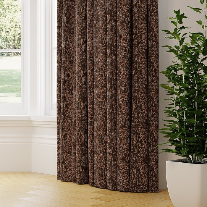 Made to Measure Babylon Made to Measure Curtains Babylon Copper