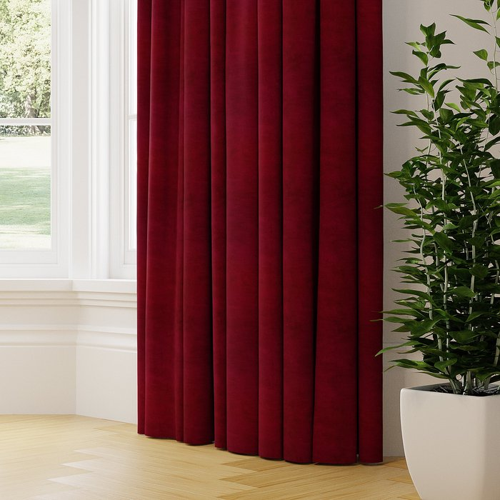 Made to Measure Sirena Made to Measure Curtains Sirena Claret