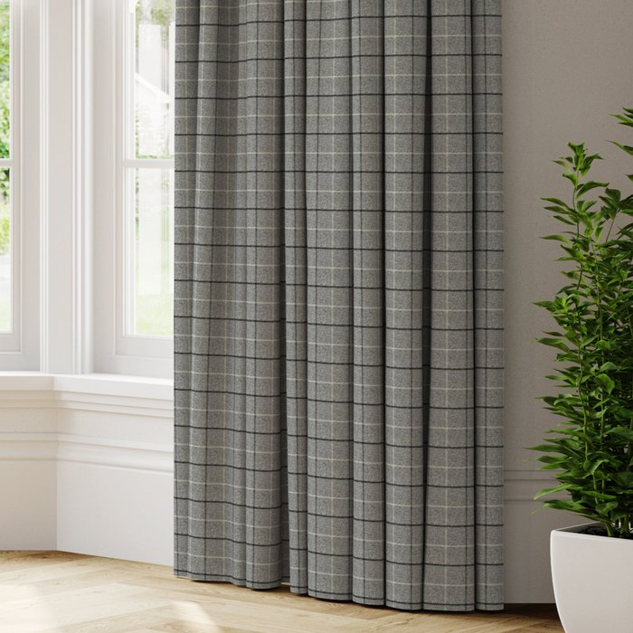 Made to Measure Bamburgh Made to Measure Curtains Bamburgh Dove Grey