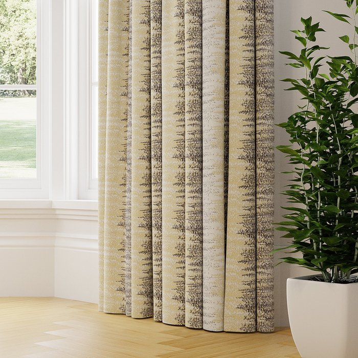 Made to Measure Byron Made to Measure Curtains Byron Ochre