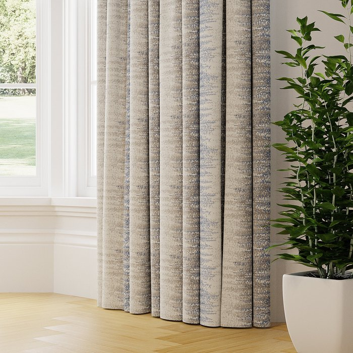Made to Measure Byron Made to Measure Curtains Byron Blue