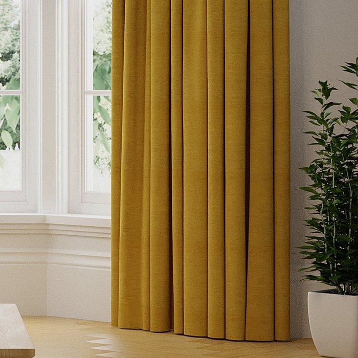 Made to Measure Kensington Made to Measure Curtains Kensington Mustard
