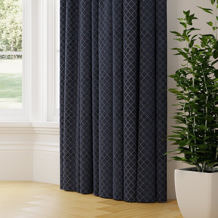 Made to Measure Solitaire Made to Measure Curtains Solitaire Navy