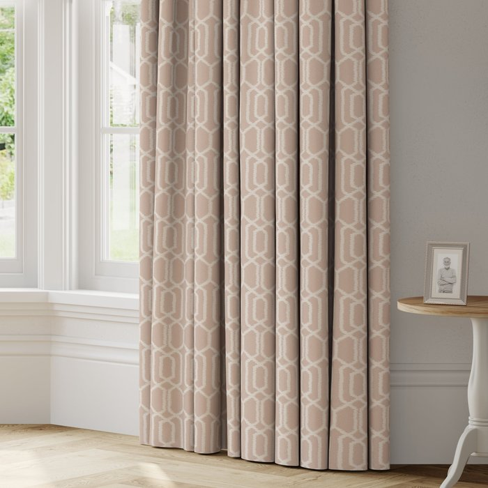 Made to Measure Hemlock Made to Measure Curtains Hemlock Blush