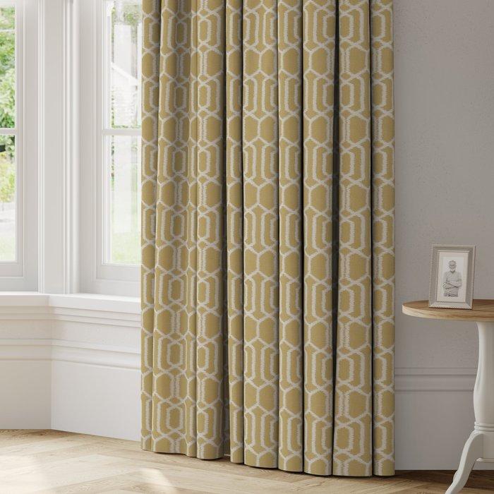 Made to Measure Hemlock Made to Measure Curtains Hemlock Zest