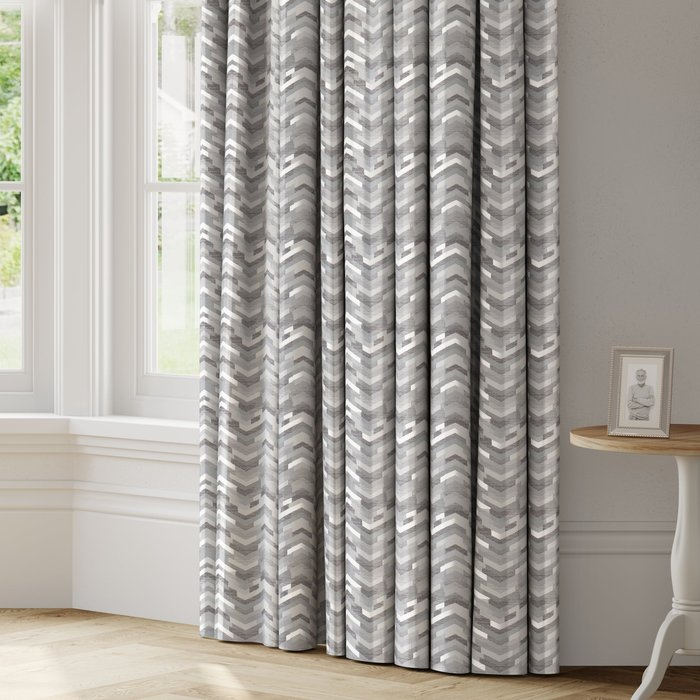 Made to Measure Volta Made to Measure Curtains Volta Silver