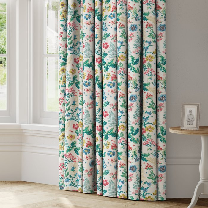 Made to Measure Twilight Made to Measure Curtains Twilight Garden Multi