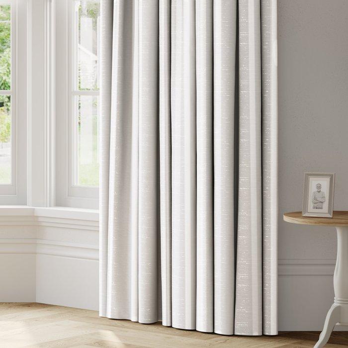 Made to Measure Aria Made to Measure Curtains Aria White