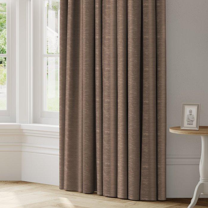 Made to Measure Aria Made to Measure Curtains Aria Mocha
