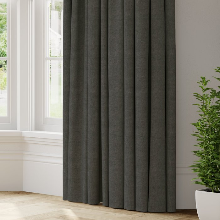 Made to Measure Saluzzo Made to Measure Curtains Saluzzo Charcoal