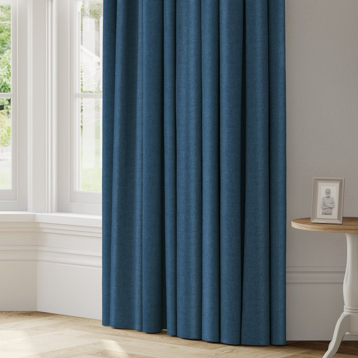 Made to Measure Saluzzo Made to Measure Curtains Saluzzo Indigo