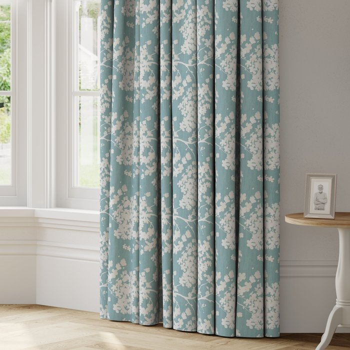 Made to Measure Darcey Made to Measure Curtains Darcey Duck Egg