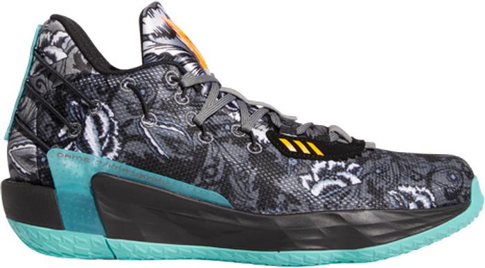 Adidas adidas Dame 7 Gca - Men Shoes