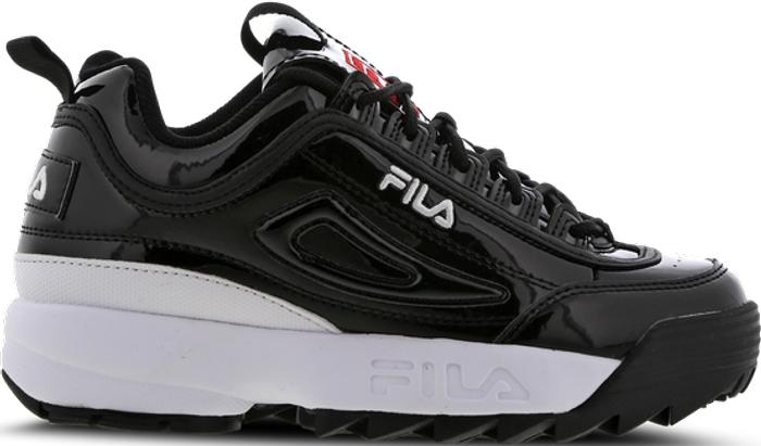 Fila Fila Disruptor II Patent - Grade School Shoes