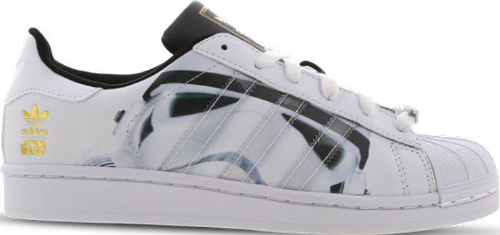 Adidas adidas Superstar X Star Wars - Grade School Shoes