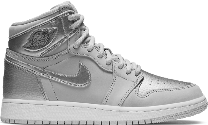 Nike Nike Jordan 1 Mid - Grade School Shoes