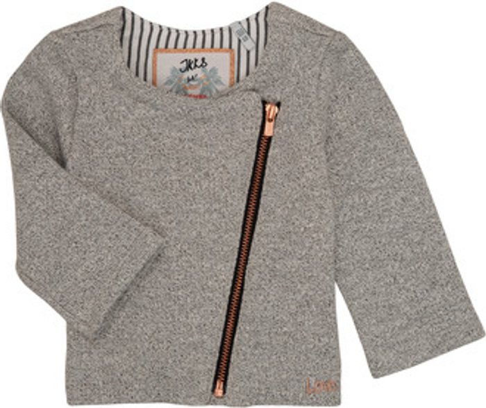 Ikks Ikks  LOIS  girls's  in Grey. Sizes available:3 months,6 months,12 mois,2 years