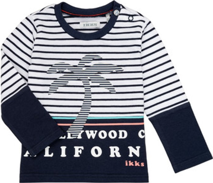 Ikks Ikks  LAURA  boys's  in Multicolour. Sizes available:3 months,12 mois,18 months,2 years