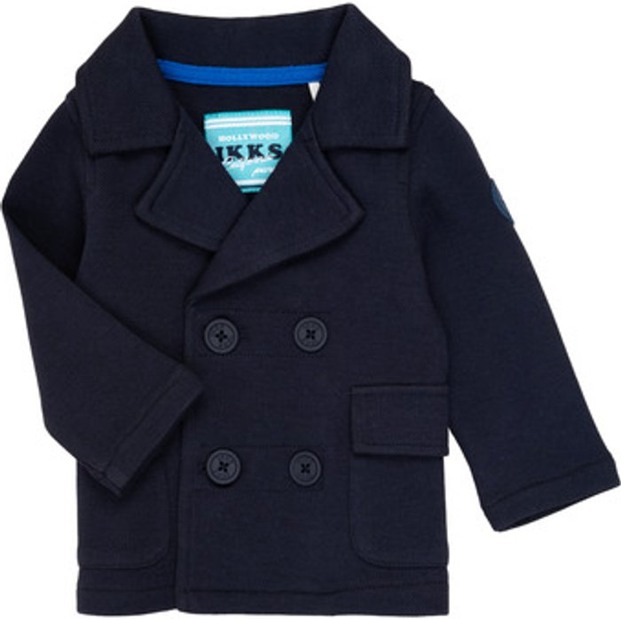 Ikks Ikks  CYLIA  boys's  in Blue. Sizes available:3 months,6 months,18 months,2 years