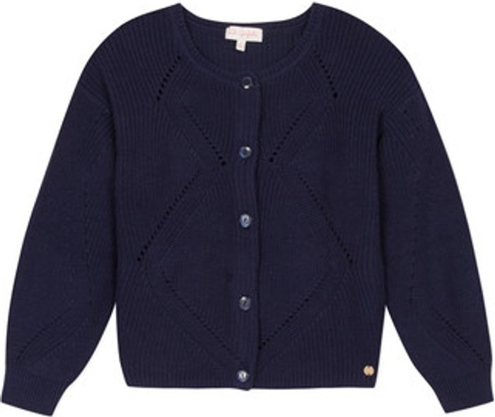 Lili Gaufrette Lili Gaufrette  MADINE  girls's  in Blue. Sizes available:2 years,4 years,5 years,6 years