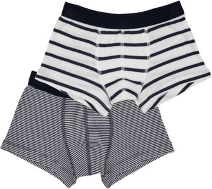 Petit Bateau Petit Bateau  53343  boys's Boxer shorts in Multicolour. Sizes available:2 years,3 ans,4 years,5 years,6 years,8 years