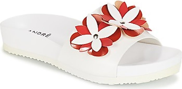 André André  GARDENIA  women's  in White. Sizes available:3.5,6.5