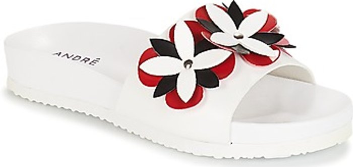 André André  GARDENIA  women's  in White. Sizes available:3.5,6