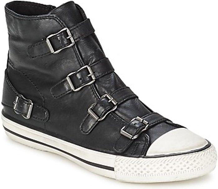 Ash Ash  VIRGIN  women's Shoes (High-top Trainers) in Black