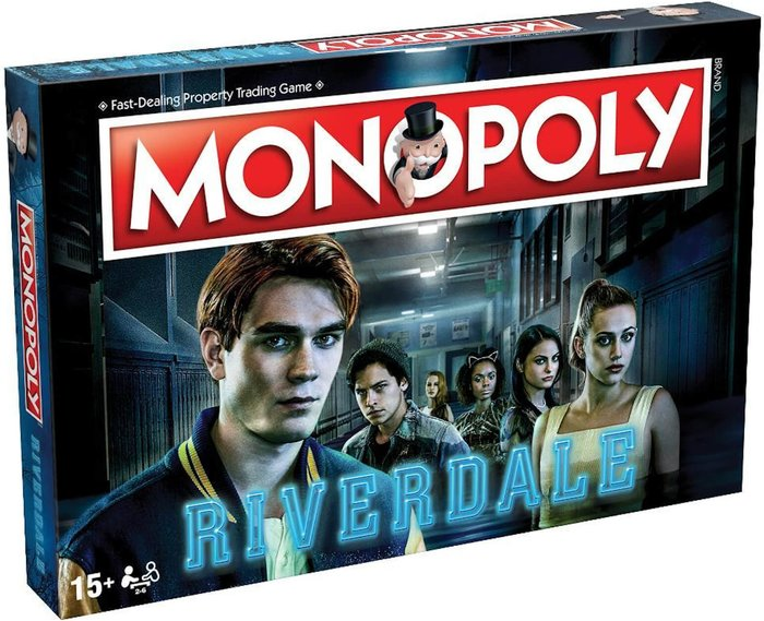 Winning Moves Monopoly Board Game - Riverdale