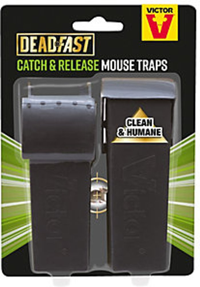 Mouse Bait station  Pack of 2