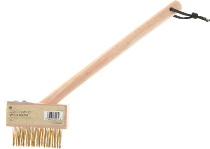 The Range Garden and Patio Weed Brush