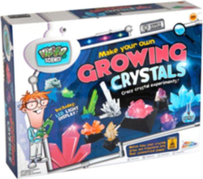 Grafix Growing Crystals