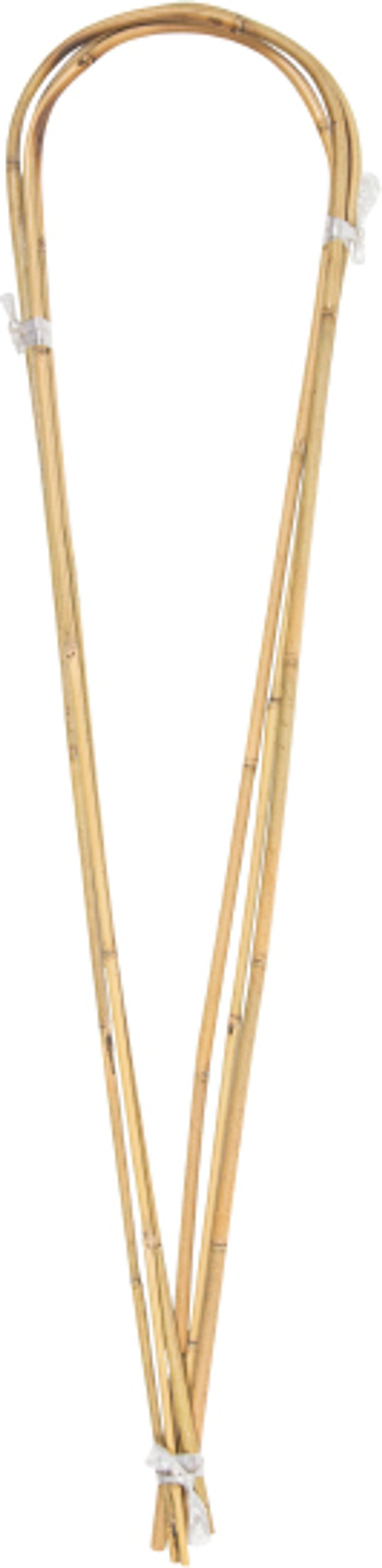 The Range U-Shape Trellis Curved Bamboo - 90cm