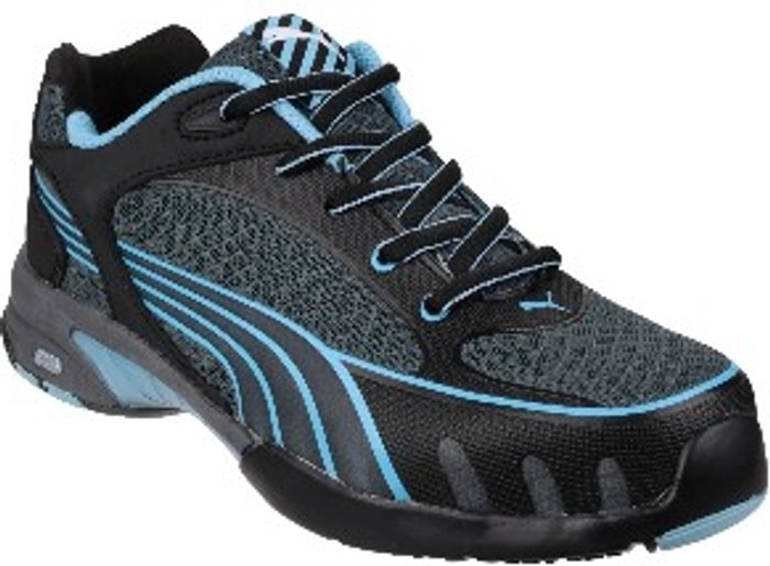 PUMA SAFETY Fuse Motion Womens Safety Shoes - Blue / 7