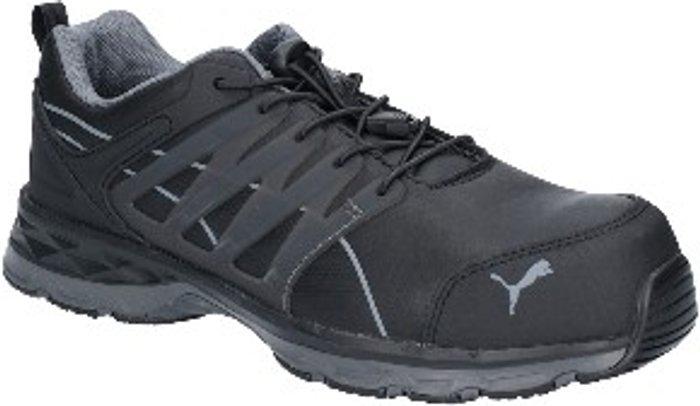 PUMA SAFETY Puma Safety Velocity 2.0 Lace Up Safety Shoe - Black / 13