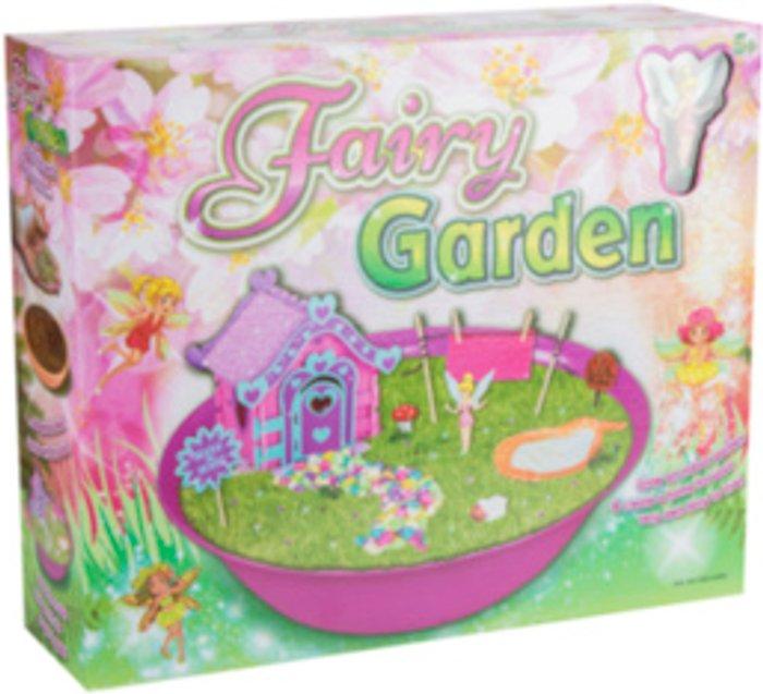 The Range Fairy Garden Set