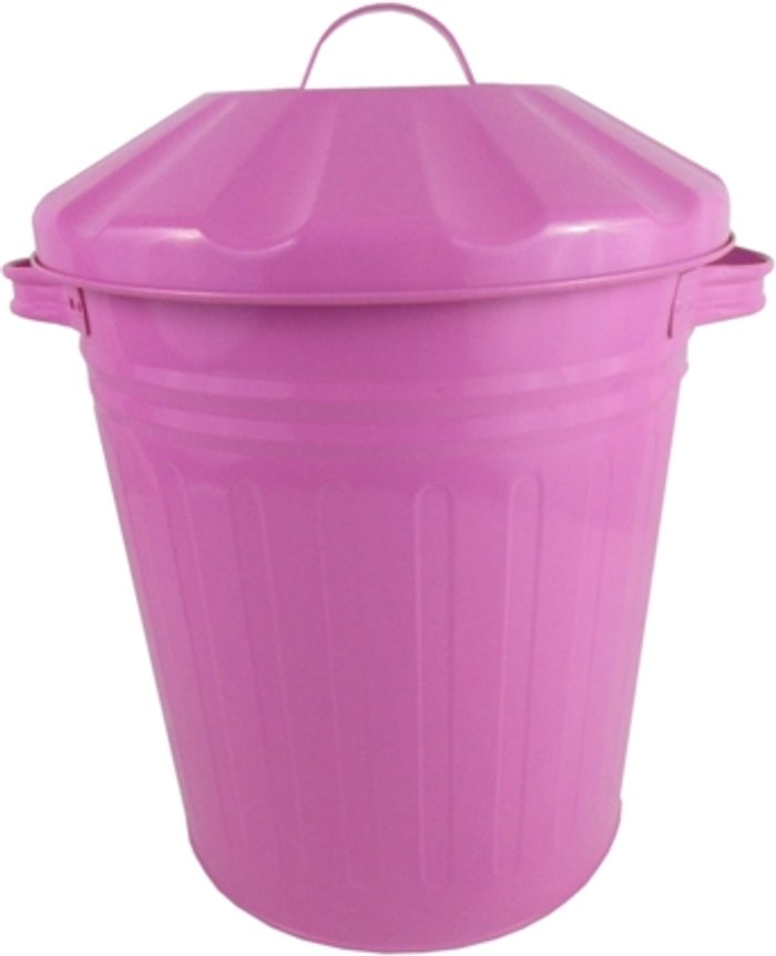 The Range Mini Garden Bin - Pink