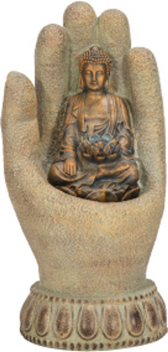 The Range Hand Of The Buddha Water Feature