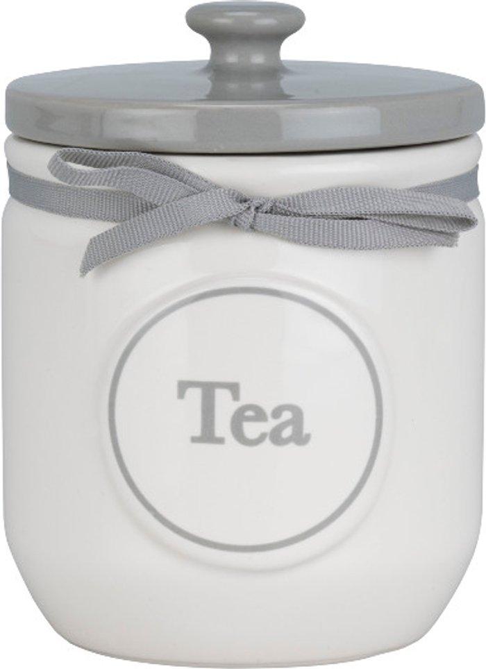 The Range Nostalgia Tea Canister