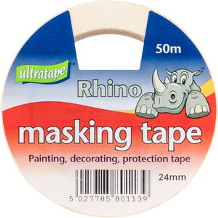 Ultratape Ultratape Masking Tape - 24mm