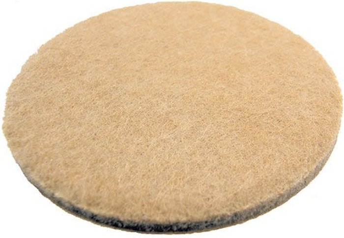 Select Hardware Select Hardware Feltgard Round Pads 75mm (4 Pack)