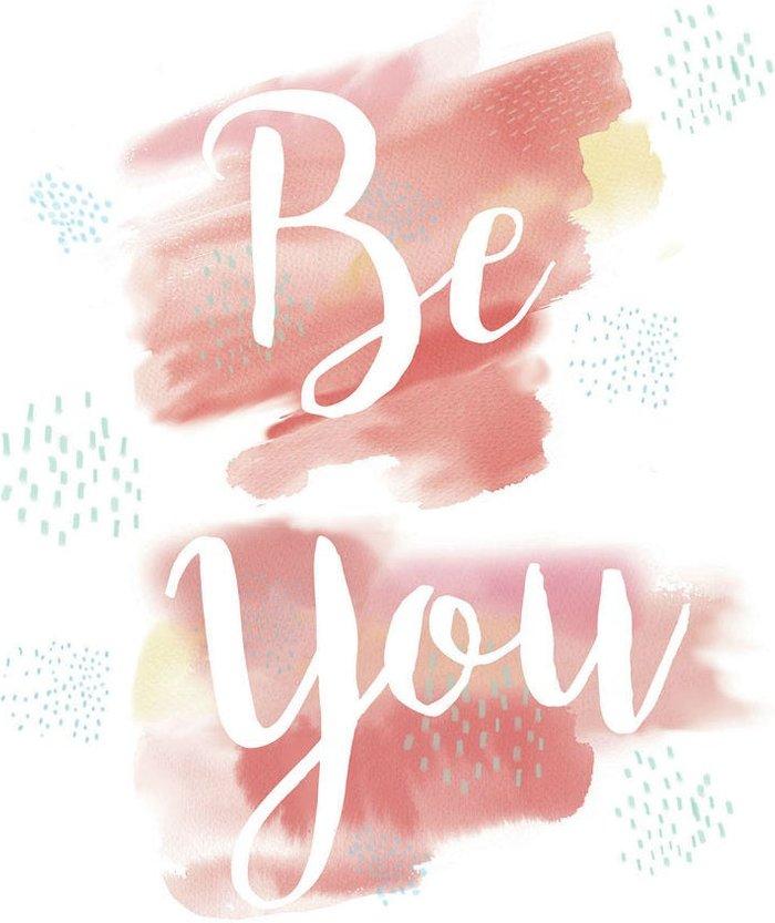 Fine Decor Fine Decor Wall Pops 'Be You' Wall Sticker