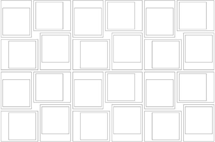 Fine Decor Fine Decor Wall Pops 'Snapshot Frames' Wall Art Kit