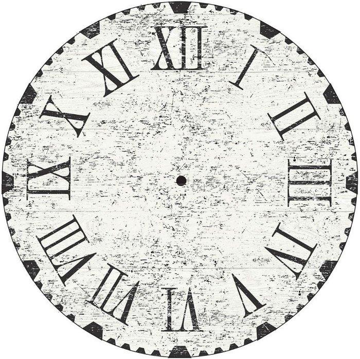 Fine Decor Fine Decor Wall Pops 'Reclaimed Clock' Wall Art Kit