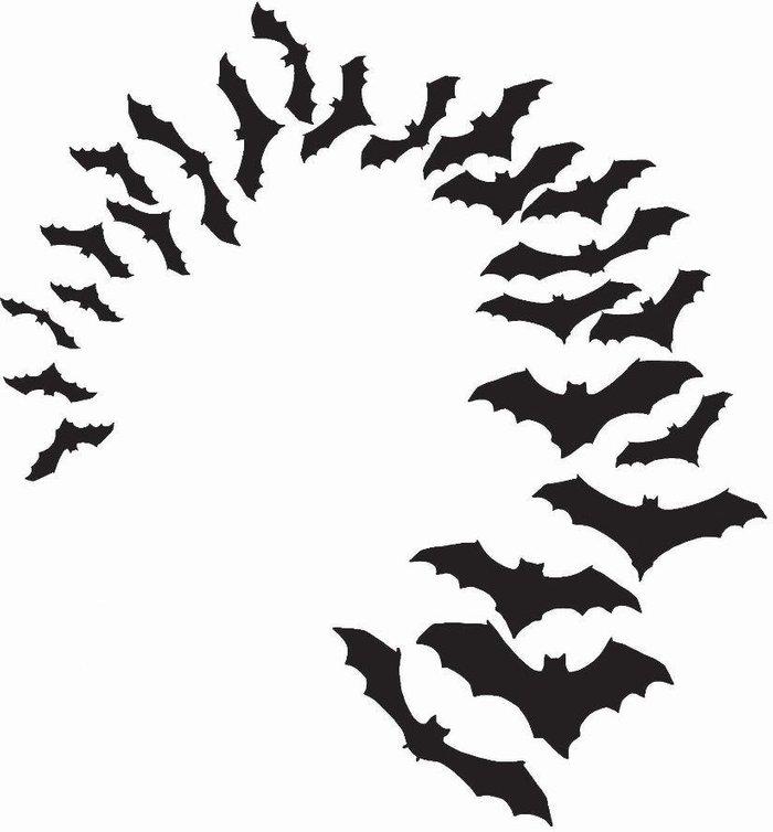 Wall Wall Pops 'Little Bats' Halloween Wall Sticker Kit