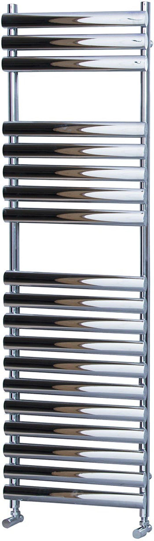 Towelrads Towelrads Dorney Towel warmer 1200 x 500 1221 BTUs - Chrome