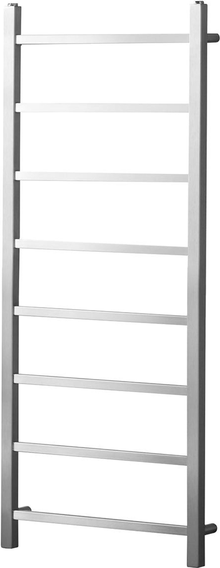 Towelrads Towelrads Diva Brushed Stainless Steel Towel warmer 1200 x 500 812 BTUs